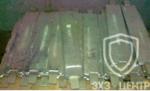 Zinc Anodes P-KOTs-5, P-KOTs-10, P-KOTs-15, P-KOTs-18, P-KOTs-36